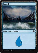 島/Island No.299 【英語版】 [C17-土地]