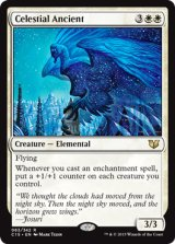 天界の古霊/Celestial Ancient 【英語版】[C15-白R]