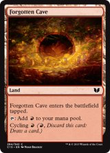 忘れられた洞窟/Forgotten Cave 【英語版】[C15-茶C]