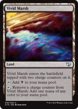 鮮烈な湿地/Vivid Marsh 【英語版】[C15-茶U]