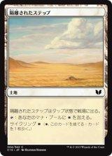 隔離されたステップ/Secluded Steppe 【日本語版】[C15-茶C]