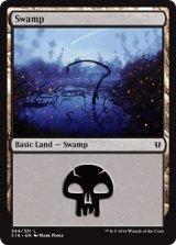 沼/Swamp No.344 【英語版】 [C16-土地]