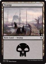 沼/Swamp No.345 【英語版】 [C16-土地]