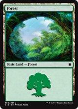 森/Forest No.350 【英語版】 [C16-土地]