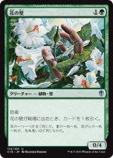 花の壁/Wall of Blossoms 【日本語版】 [C16-緑U]