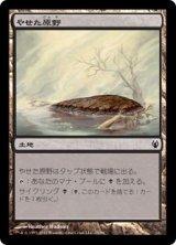 やせた原野/Barren Moor 【日本語版】 [IVG-土地C]