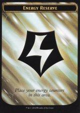 エネルギー貯蔵所/ENERGY RESERVE  【英語版】 [AER-トークン]