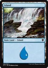 島/Island No.298 【英語版】 [C17-土地]《状態:NM》