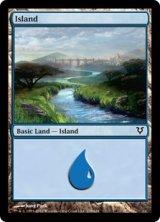 島/Island No.235 【英語版】 [AVR-土地]《状態:NM》