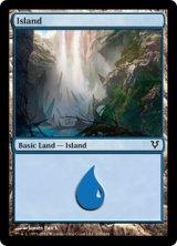 島/Island No.233 【英語版】 [AVR-土地]《状態:NM》