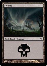 沼/Swamp No.236 【英語版】 [AVR-土地]