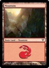 山/Mountain No.239 【英語版】 [AVR-土地]《状態:NM》