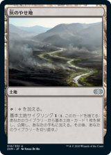 【予約】灰のやせ地/Ash Barrens 【日本語版】 [2XM-土地U]