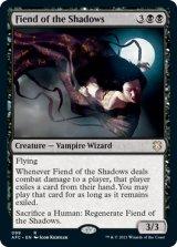 影の悪鬼/Fiend of the Shadows 【英語版】 [AFC-黒R]