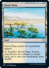 氾濫原/Flood Plain 【英語版】 [AFC-土地U]