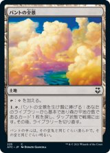 バントの全景/Bant Panorama 【日本語版】 [AFC-土地C]