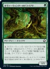 ネヴァーウィンターのドライアド/Neverwinter Dryad 【日本語版】 [AFR-緑C]