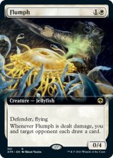 フランフ/Flumph (拡張アート版) 【英語版】 [AFR-白R]