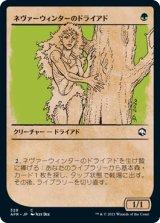 ネヴァーウィンターのドライアド/Neverwinter Dryad (ショーケース版) 【日本語版】 [AFR-緑C]