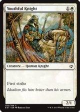 若年の騎士/Youthful Knight 【英語版】 [ANN-白C]