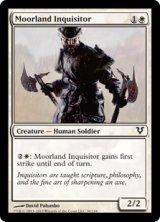 近野の巡礼者/Nearheath Pilgrim 【英語版】 [AVR-白U]《状態:NM》