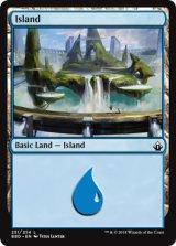島/Island 【英語版】 [BBD-土地C]《状態:NM》