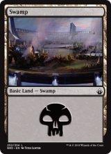 沼/Swamp 【英語版】 [BBD-土地C]《状態:NM》