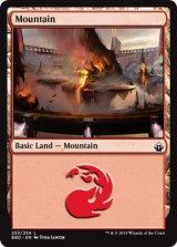 山/Mountain 【英語版】 [BBD-土地C]《状態:NM》
