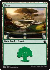 森/Forest 【英語版】 [BBD-土地C]《状態:NM》