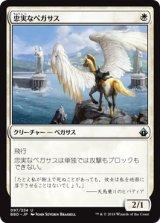 忠実なペガサス/Loyal Pegasus 【日本語版】 [BBD-白U]
