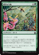 肥沃な大地/Fertile Ground 【日本語版】 [BBD-緑C]