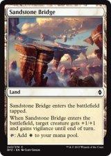 砂岩の橋/Sandstone Bridge 【英語版】 [BFZ-土地C]