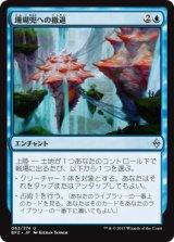 珊瑚兜への撤退/Retreat to Coralhelm【日本語版】 [BFZ-青U]《状態:NM》