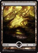 沼/Swamp No.260【日本語版】 [BFZ-土地]《状態:NM》