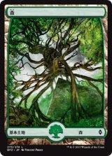 森/Forest No.273【日本語版】 [BFZ-土地]《状態:NM》