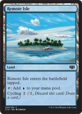 離れ島/Remote Isle 【英語版】 [C14-土地C]