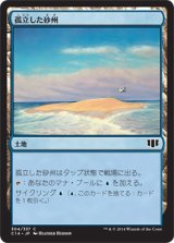 孤立した砂州/Lonely Sandbar 【日本語版】 [C14-土地C]
