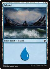 島/Island No.341 【英語版】 [C16-土地]