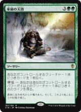 巫師の天啓/Shamanic Revelation 【日本語版】 [C16-緑R]