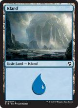 島/Island No.296 【英語版】 [C18-土地C]