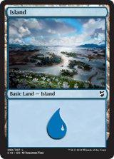 島/Island No.298 【英語版】 [C18-土地C]