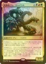 [FOIL] 死体起こし、ジャイラス/Gyrus, Waker of Corpses 【日本語版】  [C18-金MR]