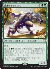 加護のサテュロス/Boon Satyr 【日本語版】  [C18-緑R]
