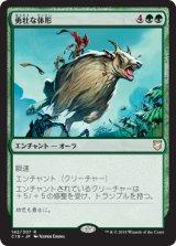 勇壮な体形/Epic Proportions 【日本語版】  [C18-緑R]