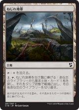 ねじれ地帯/Warped Landscape 【日本語版】 [C18-土地C]