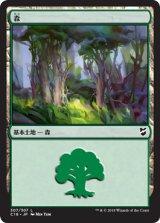 森/Forest No.307 【日本語版】 [C18-土地C]