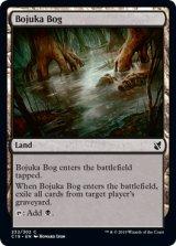 ボジューカの沼/Bojuka Bog 【英語版】 [C19-土地C]《状態:NM》
