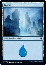 島/Island No.292 【英語版】 [C19-土地C]《状態:NM》
