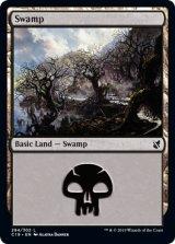 沼/Swamp No.294 【英語版】 [C19-土地C]《状態:NM》