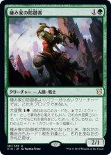 棲み家の防御者/Den Protector 【日本語版】 [C19-緑R]《状態:NM》